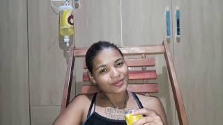 Tigresa toma Skol direto na veia para curar a gripe