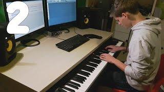 Martin Garrix Epic Piano Mix #2!