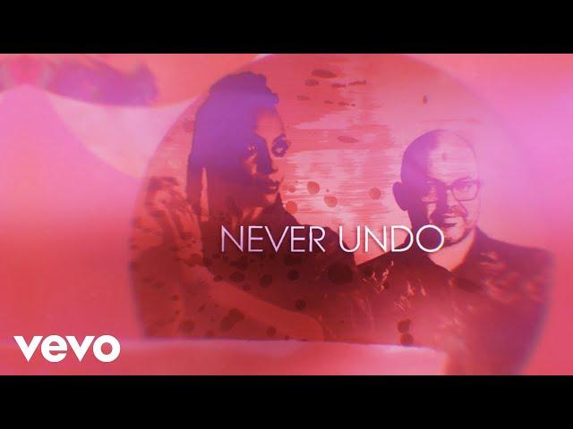 Vídeo de la canción Never Undo de Morcheeba