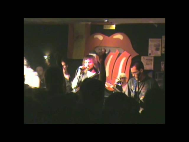 Vídeo de un concierto en la café El Tomelloso.