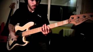 Miki Santamaria - SLAP BASS LESSON [Marcus Miller - Run For Cover]