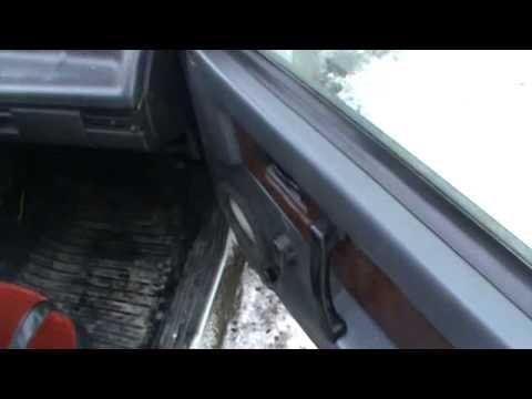Как отрегулировать замок двери машины. Сделай Сам!