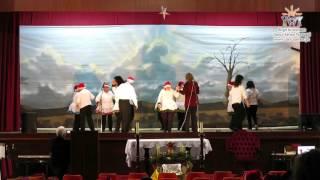 Natal 2015, Marcha... Dança Sénior Portugal.