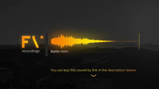 Battle Horn Sound Effect Royalty Free