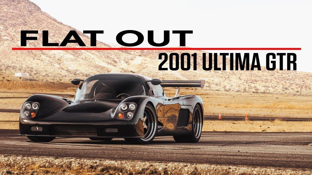 Flat Out: Bare bones speed in an Ultima GTR