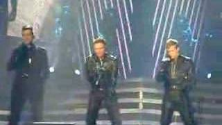 Westlife Live In Manchester 16/3 - Us Against The World