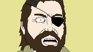 The Phantom Butthurt (Metal Gear Solid 5 Animation)