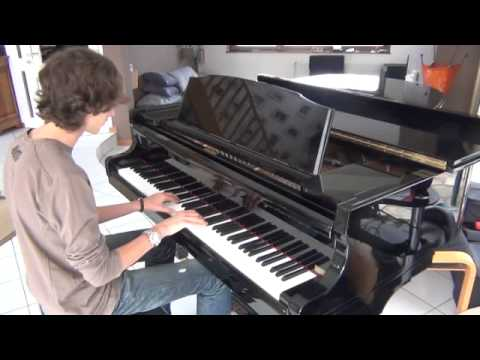 Aux Champs Lyses Joe Dassin Piano Cover Chords Chordify