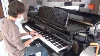 Aux champs élysées - Joe Dassin piano cover
