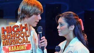 High School Musical - Breaking free (Karaoke Version) | Disney Channel Songs