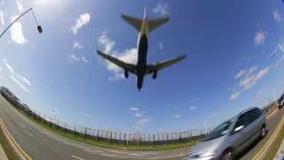 Plane Spotting at Heathrow