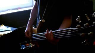 Amon Amarth - Blood Eagle Bass Cover