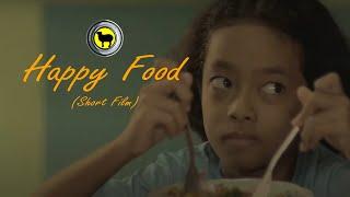 Happy Food (Short Film) The Giver Short Film Contest Season 1 ทีม Black sheep film