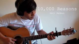 10000 Reasons Fingerstyle - Zeno (Matt Redman)