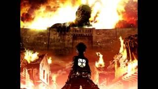 Attack on Titan Season 2 episode 12 OST - Barricades