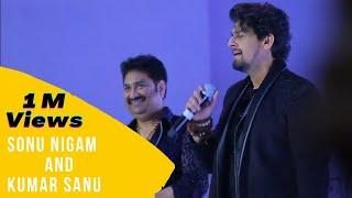 Sonu Nigam Live In Delhi With Kumar Sanu Abhi Mujh Mein Kahin