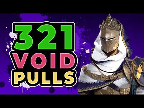 Am i GONNA get 5? OPENING 321 Void Shards Raid Shadow Legends [Highlights]