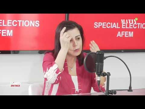 Video : Leila El Andaloussi: la candidate à la présidence de l'AFEM présente son plan d'action