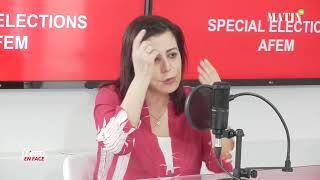 Leila El Andaloussi: la candidate à la présidence de l'AFEM présente son plan d'action
