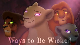 All The Ways To Be WICKED - Lion King (Descendants 2)