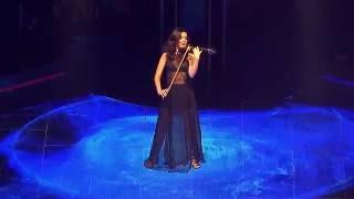 Türkiye Büyük Finali Açılışı 2016 Melisa Uzunarslan & Metin Türkcan