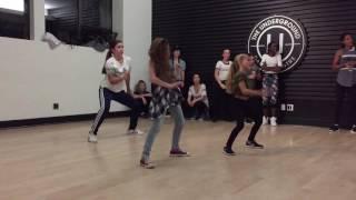 LIKE GLUE | Sean Paul | Khiyla Aynne | Bizzy Boom Choreography