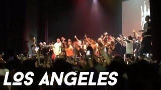 [CRAZY] XXXTentacion - Live performance (LOS ANGELES - THE REVENGE TOUR) + LOOK AT ME LIVE