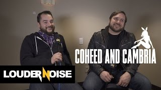 Coheed and Cambria Answer Playboy Centerfold Questionnaire