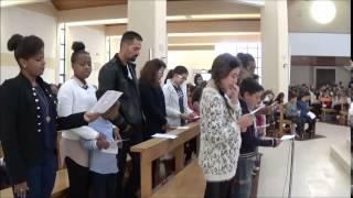 """2014 - """"Anjos de Deus"""" - Coro Juvenil de São Pedro do Mar, Quarteira."""