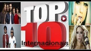 TOP 10 MÚSICAS INTERNACIONAIS DEZEMBRO 2016,2017 LANÇAMENTOS .