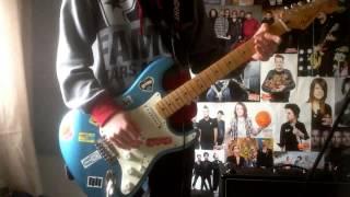 Home Street Home - Safe Words Guitar Cover