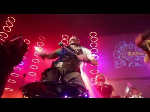 KATUMBA   SHOW BAND   Voodoo Ball