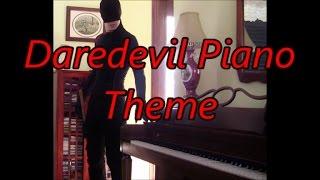 """""""Daredevil Theme"""" piano cover"""