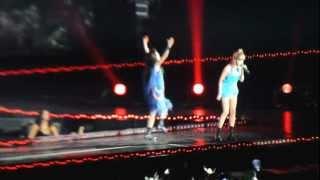 121201 2NE1 New Evolution in SG (Park Sisters -Scream)