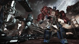 """Transformers """"'Till all are one"""" Music Video"""