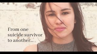 From one suicide survivor to another - Spoken Word - Stay another day