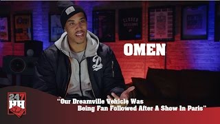 Omen - Our Dreamville Vehicle Was Being Fan Followed After A Show In Paris (247HH Wild Tour Stories)