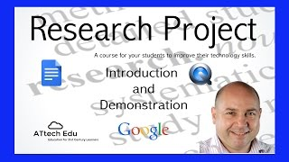 The Research Project Google Apps - Intro & Demo Rivers of the World, Amazon, Nile, Thames