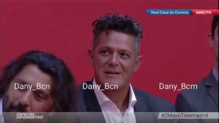 Niña Pastori Josemi Carmona Homenaje Alejandro Sanz Cai