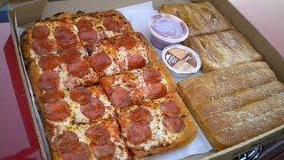 $10 Pizza Hut Box Challenge