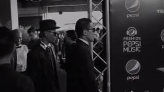Entrevista A La Fraternidad En Los Premios Pepsi 2017