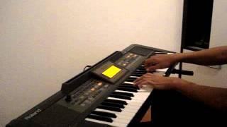 Fundo Musical Evangélico (Gideões) teclado (ADAGIO IN C MINOR do compositor YANNI)