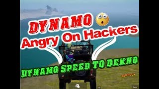 Dynamo Angry On Hackers | #DynamoGaming Hacker Gameplay | Dynamo New Video