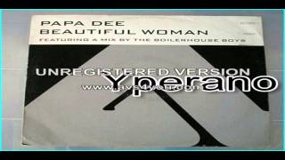 Papa Dee: Beautiful woman (Love supreme) New York Mix
