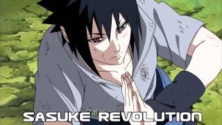 Sasuke Revolution Music Theme | Naruto Shippuden OST - Martyr | Sasuke Chibaku Tensei