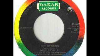 Otis Leaville Love Uprising