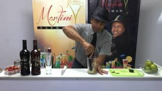 Martini  Barman - Coctel CAIPIRISSIMA