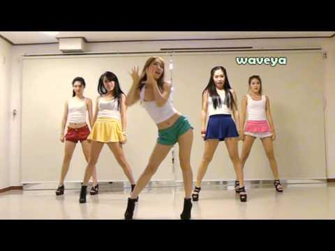 PSY싸이 - GANGNAM STYLE (강남스타일) Waveya 웨이브야 ...