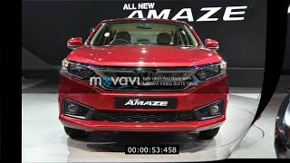 New Honda Amaze ad Song