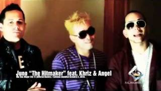 (Promo)Angel & Khriz ft Juno The Hitmaker-Me Veo Mejor Sin Ti REMIX